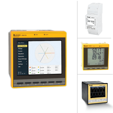 Analyzers and Power Quality Recorders